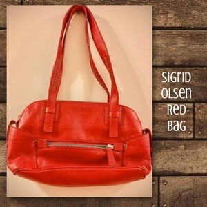 🇨🇦Sigrid Olsen Red Bag